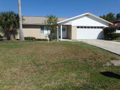 Flagler County Single Family Home For Sale: 60 Christopher Ct S