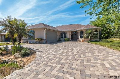 Palm Harbor Single Family Home For Sale: 40 Columbus Court