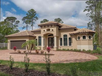 Palm Coast FL Single Family Home For Sale: $399,000