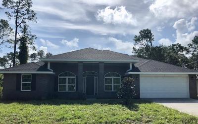Palm Coast Single Family Home For Sale: 7 Roxbury Lane