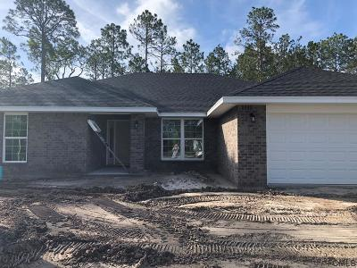 Palm Coast FL Single Family Home For Sale: $233,650