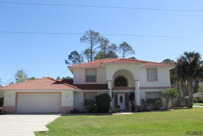 Palm Coast Single Family Home For Sale: 2 Uthorne Place