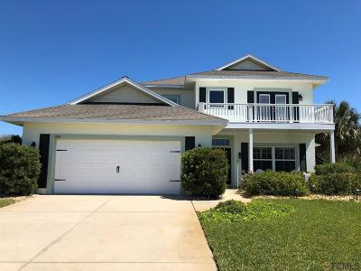 Flagler Beach Single Family Home For Sale: 3041 Painters Walk