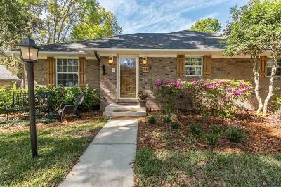 St Augustine Single Family Home For Sale: 3233 Turtle Creek Road