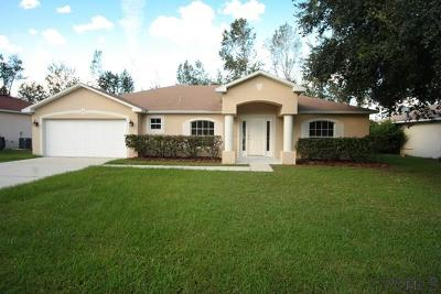 Flagler County Single Family Home For Sale: 5 Pier Ln