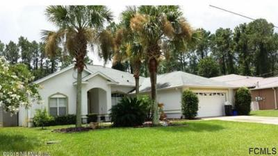 Palm Coast Single Family Home For Sale: 44 Piedmont Drive