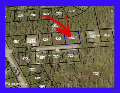 Seminole Woods Residential Lots & Land For Sale: 164 Secretary Trail