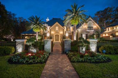 Flagler Beach Single Family Home For Sale: 34 Audubon Ln