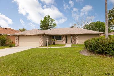 Palm Coast Single Family Home For Sale: 35 Westrobin Ln