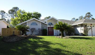Palm Coast Single Family Home For Sale: 2 Woodguild Place