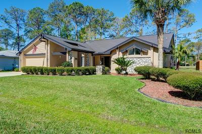 Palm Coast Single Family Home For Sale: 66 Westfield Ln