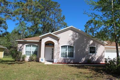 Palm Coast Single Family Home For Sale: 23 Radcliffe Drive