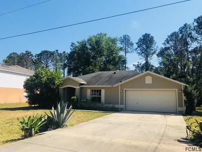 Seminole Woods Single Family Home For Sale: 13 Seckel Court