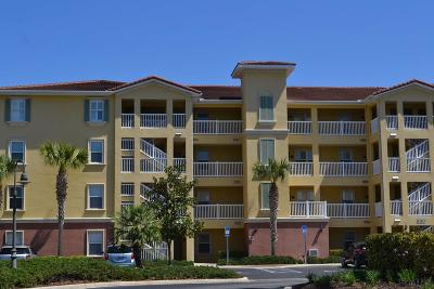 Palm Coast Condo/Townhouse For Sale: 300 Canopy Walk Lane #321