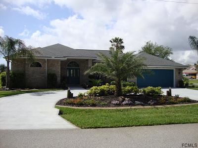 Palm Harbor Single Family Home For Sale: 2 Flarestone Court