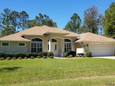 Seminole Woods Single Family Home For Sale: 31 Universal Trail