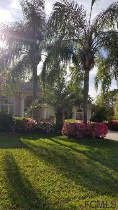 Palm Coast Single Family Home For Sale: 2 Waldorf Pl