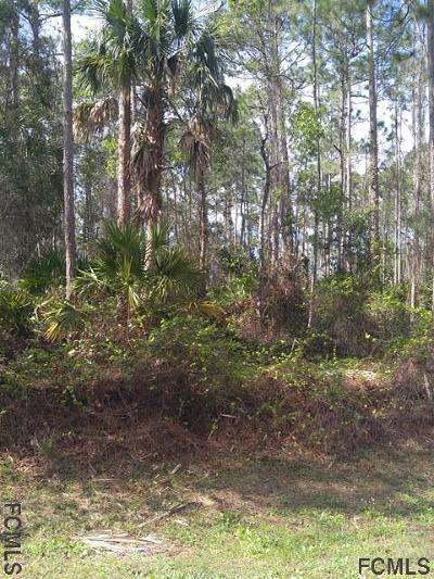 Matanzas Woods Residential Lots & Land For Sale: 25 Louisville Drive