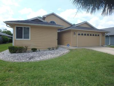 Ormond Beach Single Family Home For Sale: 52 Treetop Circle
