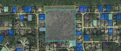 Cypress Knoll Residential Lots & Land For Sale: Etna Way