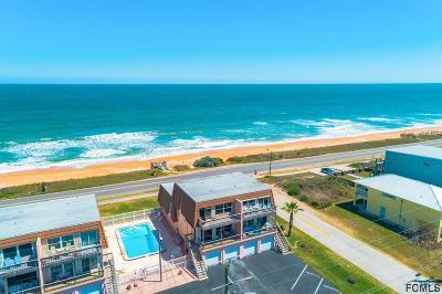Flagler Beach Condo/Townhouse For Sale: 2678 S Ocean Shore Blvd #B201