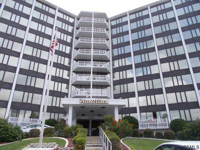 Flagler Beach Condo/Townhouse For Sale: 3580 S Ocean Shore Blvd #802