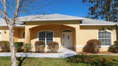 Seminole Woods Single Family Home For Sale: 7 Squirrel Pl