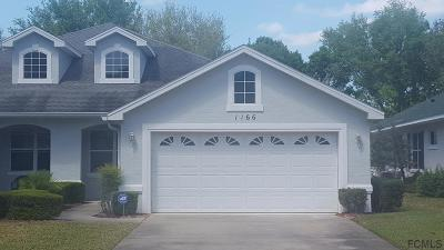 Ormond Beach Single Family Home For Sale: 1166 Athlone Way