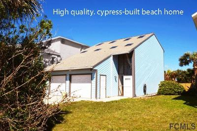 Flagler Beach Single Family Home For Sale: 716 N Central Ave