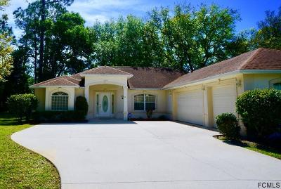 Indian Trails Single Family Home For Sale: 84 Bruning Lane