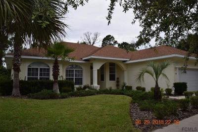 Wild Oaks at Grand Haven, Grand Haven Single Family Home For Sale: 14 N Ibis Ct
