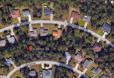 Pine Lakes Residential Lots & Land For Sale: 20 Wheeldon Lane