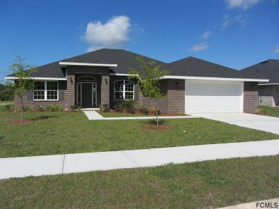 Flagler Beach Single Family Home For Sale: 6 Lakeside Pl S