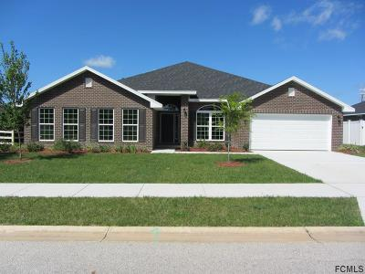 Flagler Beach Single Family Home For Sale: 5 Lakeside Pl N