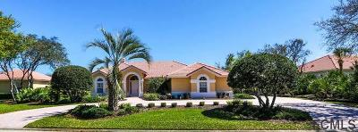 Hammock Dunes Single Family Home For Sale: 9 Rue Renoir