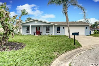Ormond Beach Single Family Home For Sale: 4 Bimini Circle