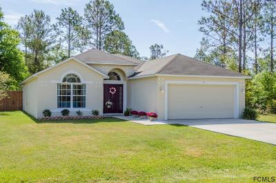 Seminole Woods Single Family Home For Sale: 8 Sellner Pl