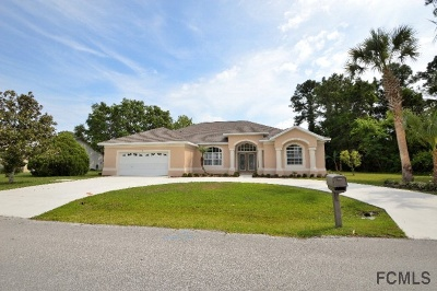 Indian Trails Single Family Home For Sale: 74 Burbank Drive