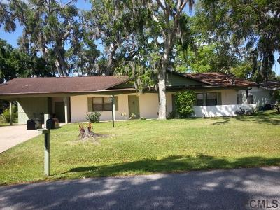 Palm Coast Multi Family Home For Sale: 16 Farraday Lane