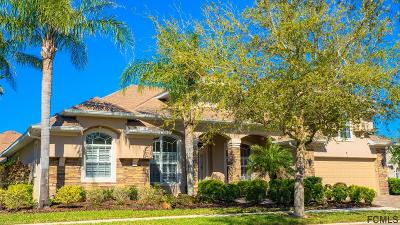 Palm Coast Single Family Home For Sale: 3 Long Lake Way