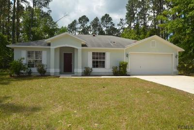 Indian Trails Single Family Home For Sale: 43 Braddock Ln
