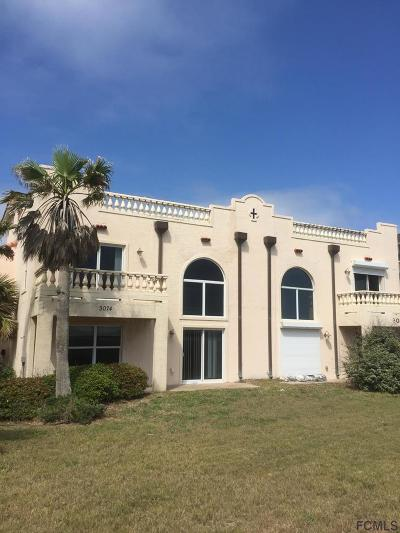 Ormond By The Sea Condo/Townhouse For Sale: 3074 Ocean Shore Blvd