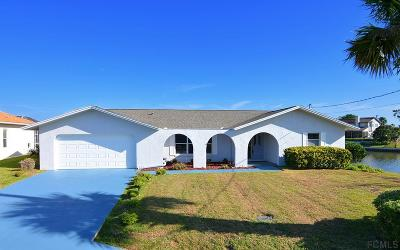 Palm Coast Single Family Home For Sale: 15 Floyd Court
