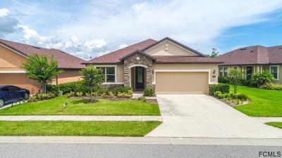 Daytona Beach Single Family Home For Sale: 465 Tuscany Chase Dr