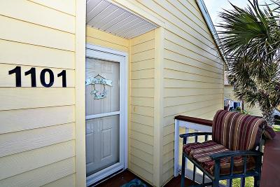 Flagler Beach Condo/Townhouse For Sale: 1101 Ocean Marina Drive #1101