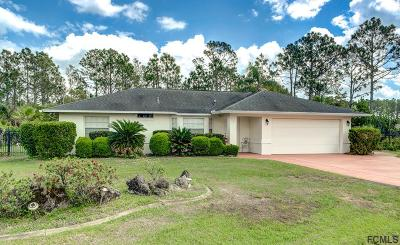 Seminole Woods Single Family Home For Sale: 35 Seamanship Trail