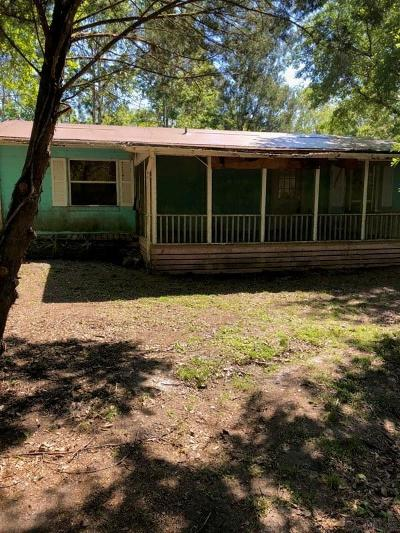 Bunnell Single Family Home For Sale: 3865 Cranberry Avenue