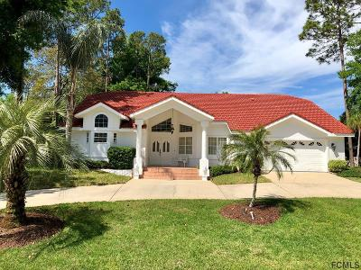 Palm Coast Single Family Home For Sale: 14 Woodguild Place