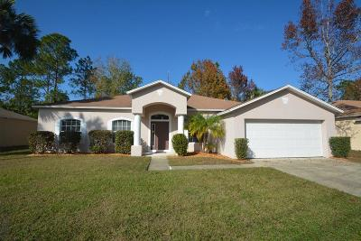 Palm Coast Single Family Home For Sale: 39 Pine Grove Dr
