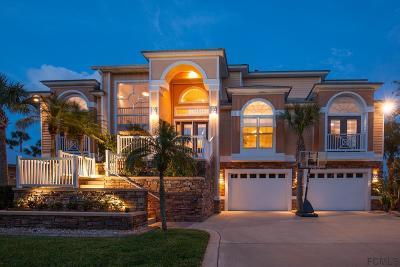 Flagler Beach FL Single Family Home For Sale: $1,949,000